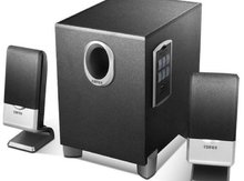 Speakers Edifier R101PF 2.1 ,Teze upakovkada,Flawka ve SD