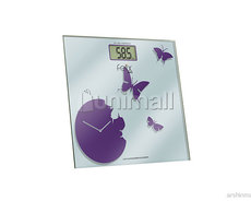TƏRƏZI FELIX TARTI DIGITAL GLASS BATHROOMSCALE FL594